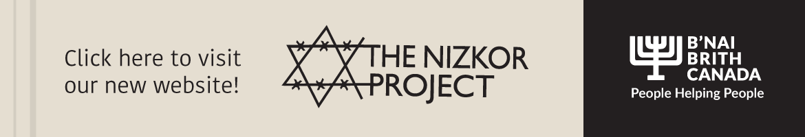 New Nizkor website